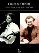 MORICE BENIN - CHANTE RENE-GUY CADOU : CHANTS DE SOLITUDE (CD NEUF)