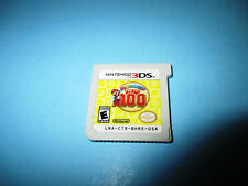 Mario Party: The Top 100 (Nintendo 3DS) XL 2DS Game