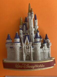 Souvenir Fridge Magnet - Walt Disney World Castle