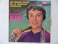 GEORGETTE PLANA Les grands succes de la chanson  populaire MDINT 9143