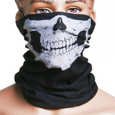 BANDANA TESCHIO - Skull Bandana for Skiing Motorbike SoftAir Sports