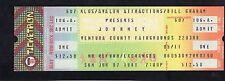 Original 1981 Journey Unused Concert Ticket Ventura CA Escape Tour Steve Perry