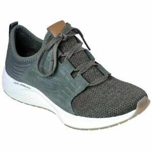 SKECHERS Women's Skyline Sneakers  US 9.5  OLIVE OLV