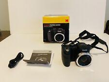 Kodak PixPro AZ252 25X Wide 24-600mm Digital Camera Working IOB