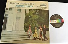 Jimmie Davis The Door is Always Open DECCA 8729