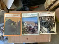Narrow Gauge and Short Line Gazette Incomplete Year 1982