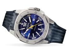 Davosa Titanium Automatic Black Face Water Resistant Wrist Watch