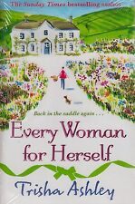 Every Woman for Herself BRAND NEW BOOK by Trisha Ashley (Paperback 2014)