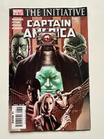 Captain America #26 The Initiative Red Skull Winter Soldier Marvel Comics