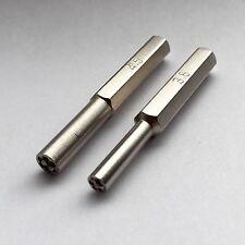 3.8mm & 4.5mm Gamebit Hex Tool Bit Open Nintendo Sega Games Consoles N64 NES, UK