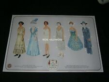 Original 1889-1989 100 YEARS OF OREGON FASHION EVEN POSTER Large 20 5/8 X30 1/2""