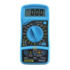 AN8205C LCD Digital Multimeter Voltmeter Ammeter AC/DC OHM Temperature Meter