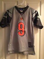 Carson Palmer Cincinnati Bengals NFL Football Jersey Reebok Size YOUTH M  10-12 f720fb192