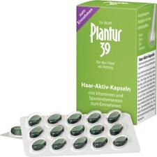 Plantur 39 Haar Aktiv pills hair loss treatment - Made in Germany -FREE SHIPPING