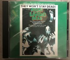 Night Of The Living Dead Score CD Promo Limited Edition George HORMEL RARE
