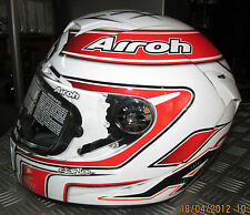 CASCO AIROH GP RUN RED TAGLIA S