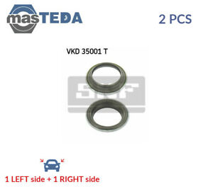 2x SKF FRONT TOP STRUT MOUNTING BEARING PAIR VKD 35001 T G FOR VOLVO 440 K,460 L