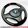 Volant en Cuir Airbag BMW M-POWER E81 E82 E84 E87 E88 E90 E91 E92 E93!