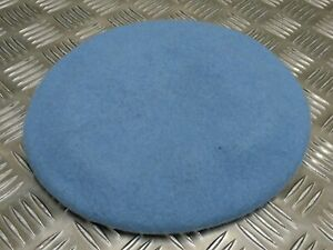 Genuine British MIlitary Issue United Nations UN Light Blue 100% Wool Beret NEW