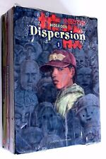DISPERSION n.1-3 SERIE COMPLETA Coconino Press 2002 Hideji Oda Manga