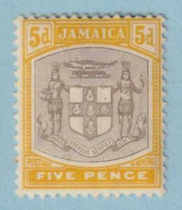 JAMAICA 41  MINT HINGED OG * NO FAULTS VERY FINE!