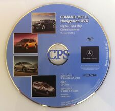 2007 Mercedes ML320 CDI ML350 ML500 ML63 AMG Navigation DVD Map U.S / Canada