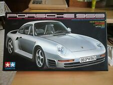 TAMIYA 1/24 - PORSCHE 959 - SPORTS CAR SERIES N° 65 - NEUVE