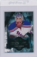 2011-12 Upper Deck Artifacts 40/99 Cam Talbot #179 Rookie EMERALD RANGERS