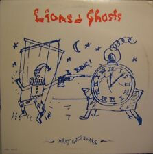 Lions & Ghosts Mary Goes Round Us Dj 1 track 12""