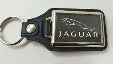 Jaguar Rectangle Medallion Keyring, Brand New