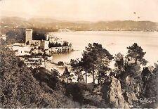 BR48193 la route de la corniche le chateau de la napoule et les alpes     France