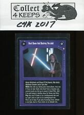 Star Wars CCG Special Edition SE: Hunt Down And Destroy The Jedi (SWCCG) *E*