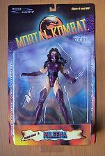 """Mortal Kombat MILEENA Infinite Concepts 2000 7.5"""" MOC SUPER RARE!"""