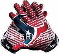 "Houston Texans 4Life  5.5""x6"" Car Truck Window Vinyl Glossy Gloves Decal Sticker"