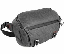 Peak Design Everyday Sling 10L in Charcoal BSL-10-BL-1 Sealed Package, AUS Stock