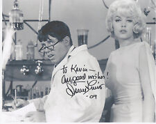 JERRY LEWIS Signed 10x8 Photo THE NUTTY PROFESSOR COA