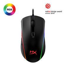HyperX Pulsefire Surge - RGB Wired Optical Gaming Mouse, 16k DPI, Pixart 3389