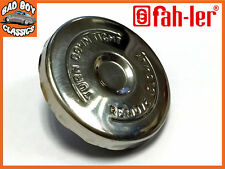 Polished STAINLESS STEEL Fuel Tank Cap Tractor Fits FORDSON MAJOR + SUPER MAJOR