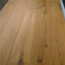 SAMPLE: Engineered Oak Golden Oiled Wood Flooring - 20x6x190x1900mm