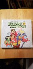 THE ART OF BRAVEST WARRIORS~ DARK HORSE HARDCOVER NEW SEALED