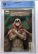 Moon Knight # 1 CBCS 9.8 (like CGC) Torque 1:50 Variant RARE Only 1 in Census