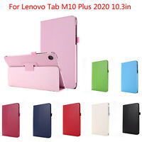 Schutz Hülle Für Lenovo Tab M10 FHD Plus TB-X606F/X 10.3in Leather Cover Case