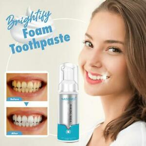 Brightify Deep Cleaning Foam Toothpaste 2021