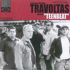 TRAVOLTAS Teenbeat CD (2002 Vitaminepillen) neu!