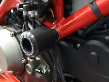 R&G Racing under body frame sliders to fit Ducati 848 (2010) - UCP0003BL