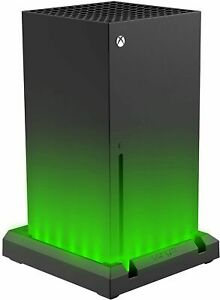 Venom Multi-Colour LED Light-up Console Stand (Xbox Series X) Brand New & Sealed