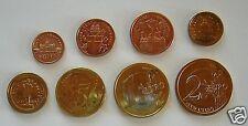 manueduc VATICANO 2000 8 Monedas Prueba ECCO LEURO MUY BONITAS