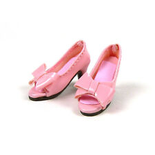 1/6 Cy Girl, ZC Girl, Kumik, TTL, & Nouveau Toys - Female Pink Ribbon Heel Shoes