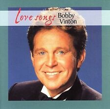 "BOBBY VINTON, CD ""LOVE SONGS"" NEW SEALED"