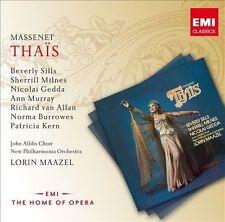 Thais, New Music